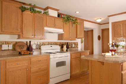 Marquee Homes CN196-A Kitchen