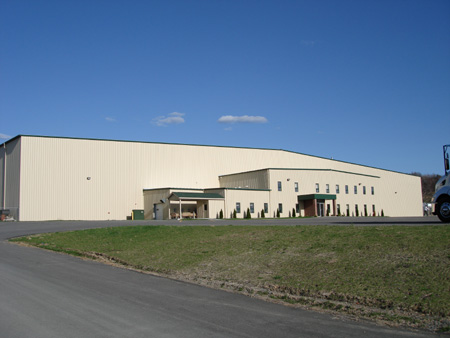 Pennwest Homes Manufacturering Facility