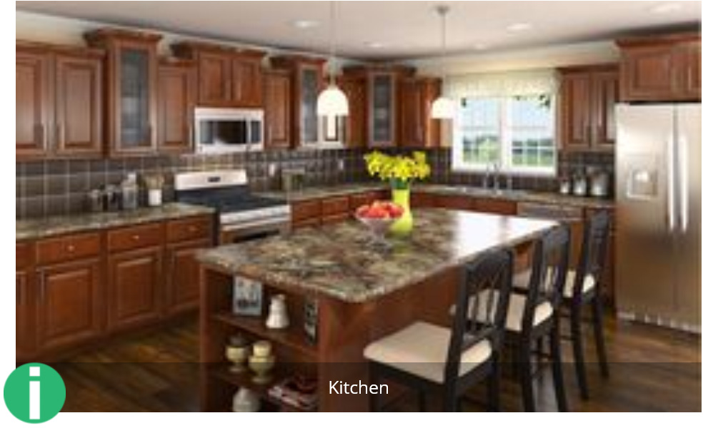 Interior Experience - Patriot Home Sales In House Experience