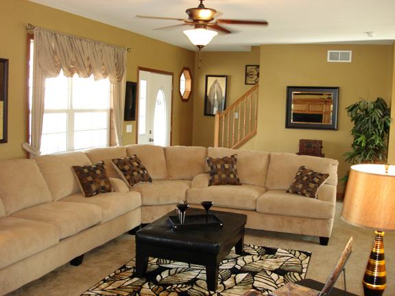 Cape Cod Living Room Design - [peenmedia.com]